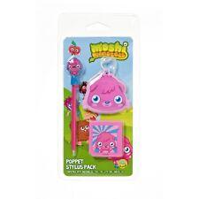 Moshi Monsters muñeca Stylus Pen Pack Nintendo DS DSI Lite 3DS XL 3 Pack