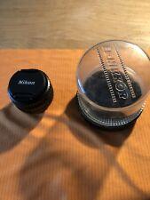 New listing Nikon El Nikkor Enlarging Lens 105mm f/5.6 Mint