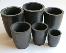 Casting Clay Graphite Crucibles with Paint Surface Furnace Graphite Crucibles