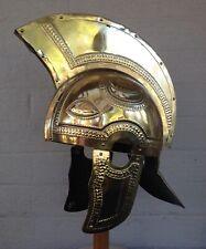 Ancient Late Roman Intercisa Helmet Armour Replica