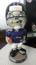 Baltimore Ravens Zombie vintage player Bobblehead, New