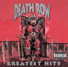 DEATH ROW GREATEST HITS CD! [PA] W/SNOOP DOGG-DR. DRE-2 PAC! 2 CDS 33 TRACKS! EX