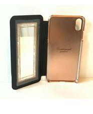 Ted Baker Matt Black IPhone XS Max Full Case Cover Mirror
