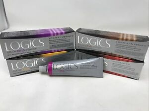 Matrix LOGICS DNA Imprints FULL Professional Demi-Permanent Hair Color ~ 2 fl oz