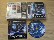 Star Ixiom PS1 Game Sony PlayStation 1. PAL Complete