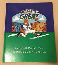 ALEXANDER THE GREAT BOOK (FORMER SEAHAWKS RB SHAUN ALEXANDER)