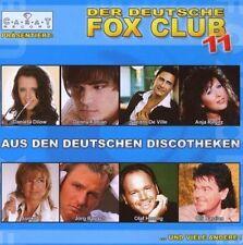 Der Deutsche Fox Club 11 Michael Wendler, Anja Regitz, Olaf Henning, Sünk.. [CD]