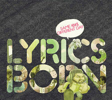 Lyrics Born - Same !@#$ Different Day [New CD] Bonus DVD