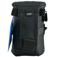 JJC DLP4 M2 weather-resistant nylon Deluxe Case Pouch for DSLR Lens below 170mm