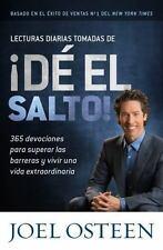 Lecturas Diarias Tomadas de ¡dé el Salto! : 365 Devociones para Superar Las...