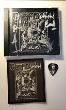 Watain / Diabolicum Split CD / Lim. 30 von 30! Signed