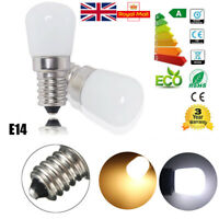 1/2/4/6/8/10PCS LED Fridge/Freezer Appliance Light Bulb SES E14 Mini Pygmy Lamp