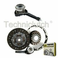 LUK 2 PART CLUTCH KIT AND CSC FOR RENAULT TRAFIC BUS 1.9 DCI 80