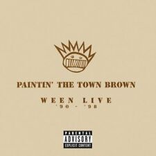 Ween - Paintin' the Town Brown Live 2CD NEU OVP
