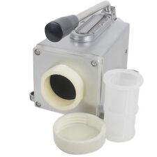 �Usa】Carejoy Lubricating Manual Oil Pump Hand Lubrication Cnc Single Outlet Port