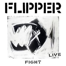 Fight Live by Flipper Vinyl LP Record 2009 NEW