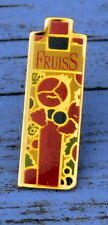 Pin's des années 1980, sirops Fruiss,