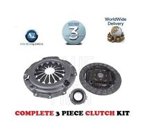 FOR MAZDA MX5 2005-->ON 6 SPEED 2.0 CONVERTABLE 3 PIECE CLUTCH KIT COMPLETE