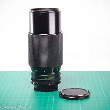 Canon FD 70-210mm f/4 FDn Lens