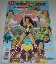 WONDER WOMAN #120 (DC Comics 1997) John Byrne (VF-) George Perez cover