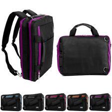 """VanGoddy Laptop Shoulder Bag Backpack Carry Case For 15.6"""" Samsung Chromebook 4+"""