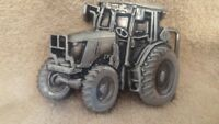 NEW FARM TRACTOR BELT BUCKLE FARMING AGRICULTURE