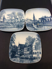 Bing & Grondahl Kronborg Platten