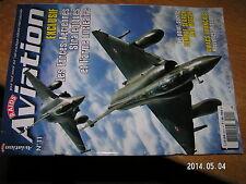 Raids Aviation n°11 Forces aeriennes strategique & arme nucleaire AWACS français
