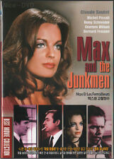 Max and the Junkmen / Max et les ferrai (1971) DVD, NEW!! Claude Sautet