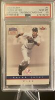 2004 Fleer National Trading Card Day Derek Jeter #1 PSA 10 Population 70