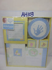 Memory Gift Set Baby Keepsake Box Child Of Mine Carter'S-Stepping Stones Boxes