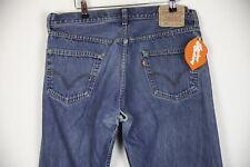 VINTAGE Mens LEVIS 501 Jeans STRAIGHT Fit URBAN SHABBY FESTIVAL W36 L32  P14