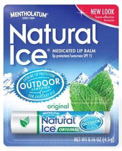 Natural Ice Original Menthol 0.16oz 12 Sticks/Box