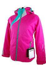 ZIENER Damen Skijacke Taira AQUA SHIELD 10.000 PRIMALOFT pink 766 Gr.38 neu