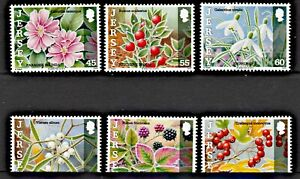 Jersey 2013 Frosts & Nature MNH (6)