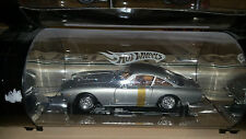 1962 FERRARI 250 GT BERLINETTA LUSSO SILVER by HOT WHEELS 1:18 SHOWCASE EDITION