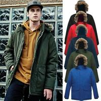 Regatta Mens Ice Storm Waterproof Parka Jacket Coat with Detachable Trim
