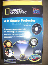 National Geographic 3D Adventure Juguete Educativo Interactivo Proyector espacio