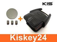 Schlüssel Gehäuse für OPEL ASTRA VECTRA SIGNUM OMEGA ZAFIRA+ 3x TASTER+ Batterie