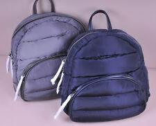 Sac à dos matelassé femmes    Potri   Marron - Bleu marine - Gris   NEUF   PF956
