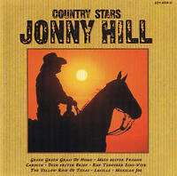 "JONNY HILL ""Country Stars"" CD Polygram 1998 14 Tracks Album NEU & OVP"