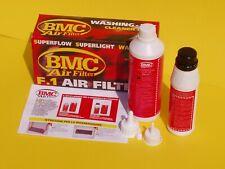 BMC Kit per Pulizia Filtro Aria 500 ml - Rosso (WA200-500)