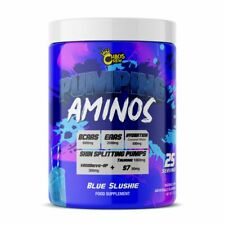 Chaos Crew - PUMPING AMINOS - BCAA EAA VASODrive - Pump & Hydration Intra Drink