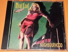 CD meat loaf : welcome to the neighbourhood