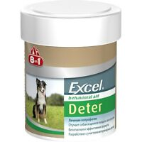 8 in 1 Excel Deter Coprophagia Treatment 100 count training 8in1 (100 Tabs)