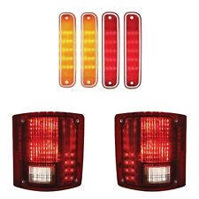 United Pacific Sequential LED Tail Lamp/Marker Lamp Set 1973-80 Chevy GMC Truck