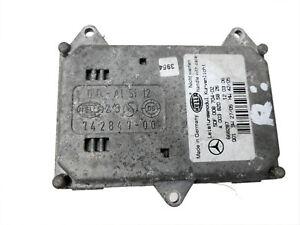 Xenon Vorschaltgerät Kurvenlicht SG Leistungsmodul Re für C219 CLS 500
