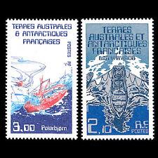 TAAF 1986 - Ships Boats - MNH