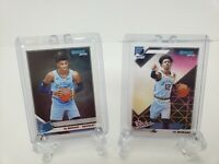 2019-20 Lot Of (2)- Donruss Ja Morant Cards: Rated Rookie and The Rookies!!