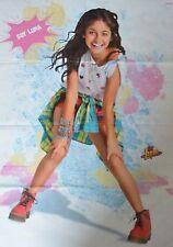 KAROL SEVILLA - A1 Poster (XXL - 80 x 55 cm) - Soy Luna Clippings Fan Sammlung